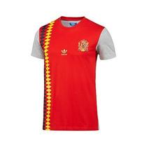 Playera Adidas Seleccion De España Original´s Algodon Casual