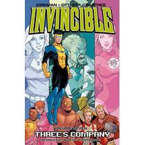Invincible Tomo Siete De Editorial Kamite
