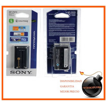 Bateria Original Marca Sony Npf970 Np F970 Videocamaras