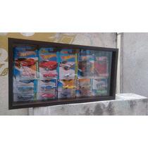 Coleccionador Tipo Estuche Hotwheels,matchbox,maisto