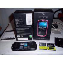Celular Kyoto X85 Con Wifi, Tv, 3sim, Java, Teclado Qwerty,