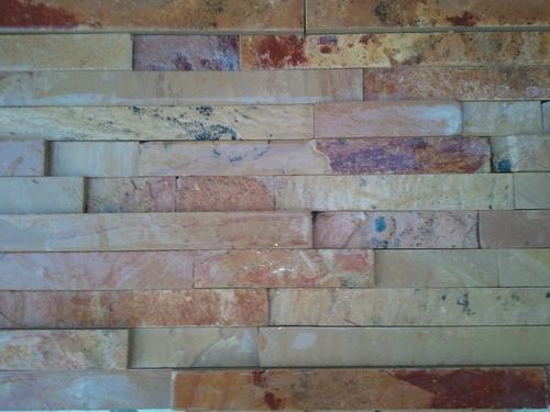 Piedra laja de cantera para fachada cascada salmon 195 ugsd9 precio d m xico - Precio de piedra para fachada ...