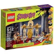 Lego Scooby Doo 75900 El Misterio De La Momia Del Museo!!
