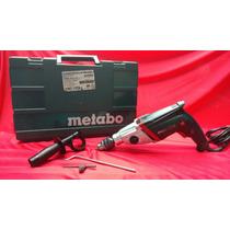 Taladro De Percusión 2 Vel Metabo Sbe 710 Broquero De 1/2