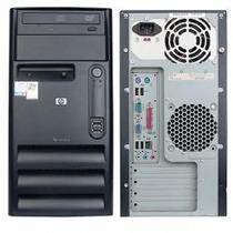 Cpu Hp 2.8ghz, 2gb Ram Disco Duro 40gb Ideales Para Cyber!