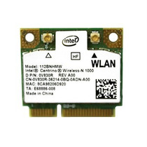 Wifi Mini Card Laptop Dell Inspiron M5010
