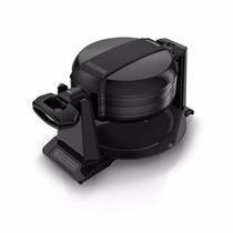 Waflera Giratoria Doble Black And Decker Wafflera Waffles