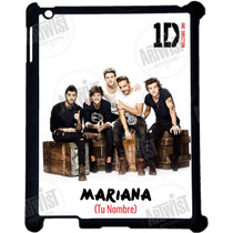 Protector Ipad 2, 3 Y 4 One Direction Con Tu Nombre!! 1d