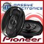 Bocinas Pioneer Ts-a6985r 6x9 550w 100w Rms Woofer Tweeters