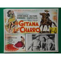 Antonio Aguilar La Gitana Y El Charro Lola Flores Manuel