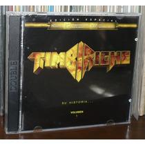 Timbiriche Cd + Dvd Su Historia Volumen 1