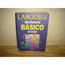 Larousse, Diccionario Básico Escolar