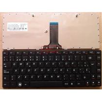 Teclado Laptop Lenovo G475 G470 V470 B470 Serie Esapañol Daa