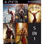 God Of War Saga 5 En 1 Oferta A2wdig