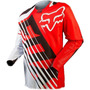 Jersey Fox 360 Savant Rojo Talla Xl Motocross Downhill