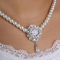 Collar Accesorios Para Boda Xv Años, Reinas Y Princesas