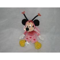Personaje De Mickey Mouse Disfrazado De Mariposa