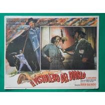 Mario Y Fernando Almada El Pistolero Del Diablo Cartel Cine