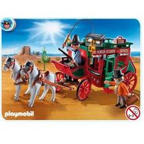 Playmobil 4399 Diligencia Del Viejo Oeste Playmotiendita