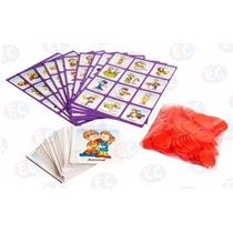 Edu090 Loteria De Valores Universales Juego Cartón Eduplas