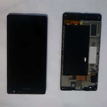 Lcd+touch Nokia 730 Lumia Rm-1040 Original Con Marco
