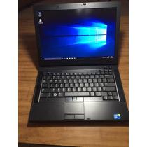 Laptop Dell Latitude E6410 Intel Core I7  Win10 Office
