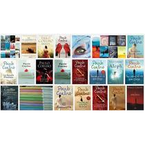 Pack De 18 Libros De Paulo Coelho