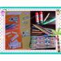 95 Etiquetas Adhesivas Personalizadas Útiles Escolares Mmu