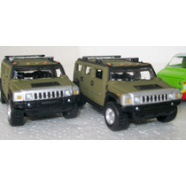 Hot Wheels No.matchboxno.ertl Hummer H2.1.64 .real Riders.