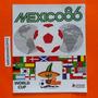 Album Mundial Mexico 86 Replica Reimpresión Hecha Por Panini