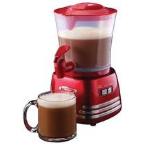 Nostalgia-electricidad-retro-serie-hot-chocolatero-roja