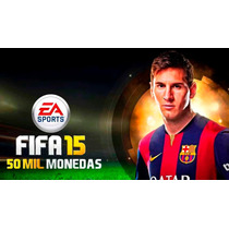 Fifa 15 - 50 Mil Monedas Xbox 360 / Xbox One
