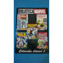 Marvel Clasico Biblioteca Marvel.tomo 5 Edit. Televisa