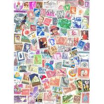 Paquete De 1000 Estampillas Diferentes Mundiales ¡¡¡¡