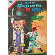 Kid Acero No 49 Ed Novaro Serie Águila Hm4