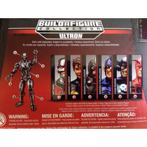 Ant Man Marvel Legends Infinite Buil A Utron Completa Nueva