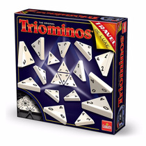Juego Triominos Travel De Luxe - Goliath