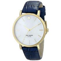 Reloj Kate Spade New York Modelo 1yru0537 Azul Femenino