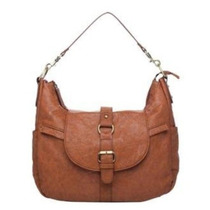 Bolsa Kelly Moore B Hobo Bag - Nogal Nogal Brown, Ofa