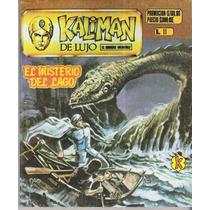 Subasta Desde 1 Peso Kaliman Lujo Numero 11 El Misterio Rm4