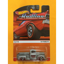 49 Ford F1 Redline