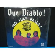 Oye Diablo - Three Souls In My Mind - Lp