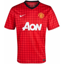 Jersey Manchester United 2013 Local ¡original! ¡liquidación!