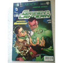 Green Lantern #6 Televisa No Batman,superman,vid,novaro
