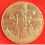 1 Dollar 1984 Canada Reina Isabel Il Único Año Acuñación Vbf