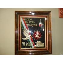Reloj De Pared Heroico Colegio Militar