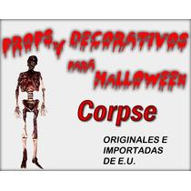 Decorativo Para Halloween De Cadaver De Tamaño Real, Tortura