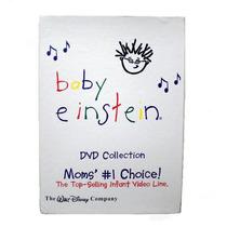 Coleccion Baby Einstein 26 Dvd Estimulacion Para Tu Bebe