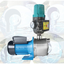 Presurizador Altamira C/ Bomba Fix10 De1 Hp Y Pres10 Hgm Mn4
