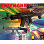 Marcadora Gotcha Tippmann X7 Phenom Assault Electronica Xtre